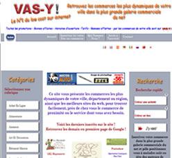 Site Vasy-annuaire