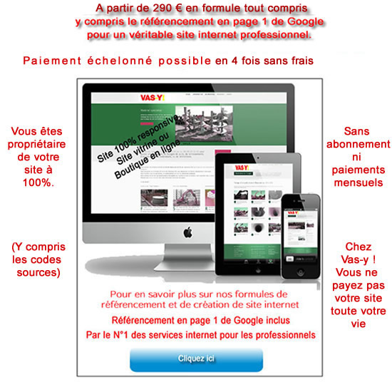 agence creation de site internet aubusson
