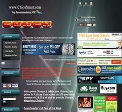 Site Chic4smart